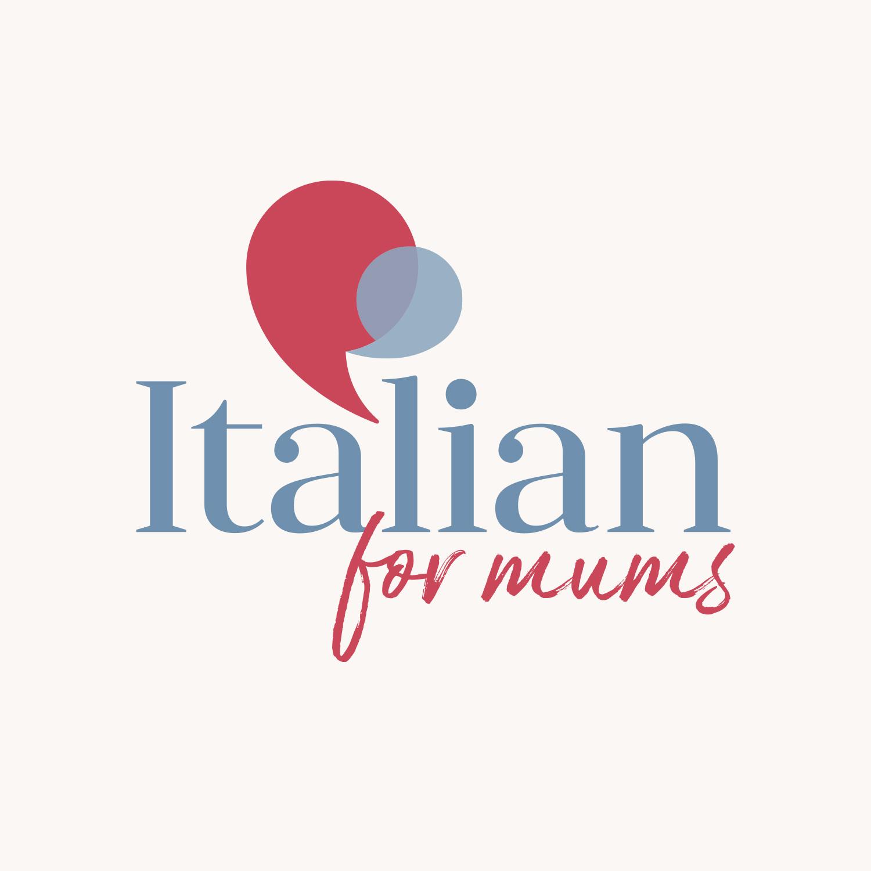 logo italian for mums