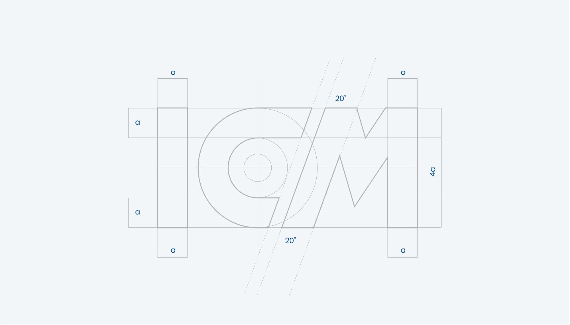 costruzione logo Ital Control Meters