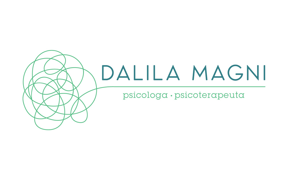 logo Dalila Magni psicologa