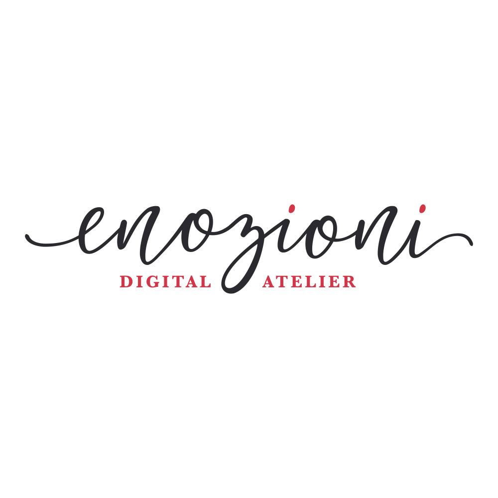 logo enozioni digital atelier