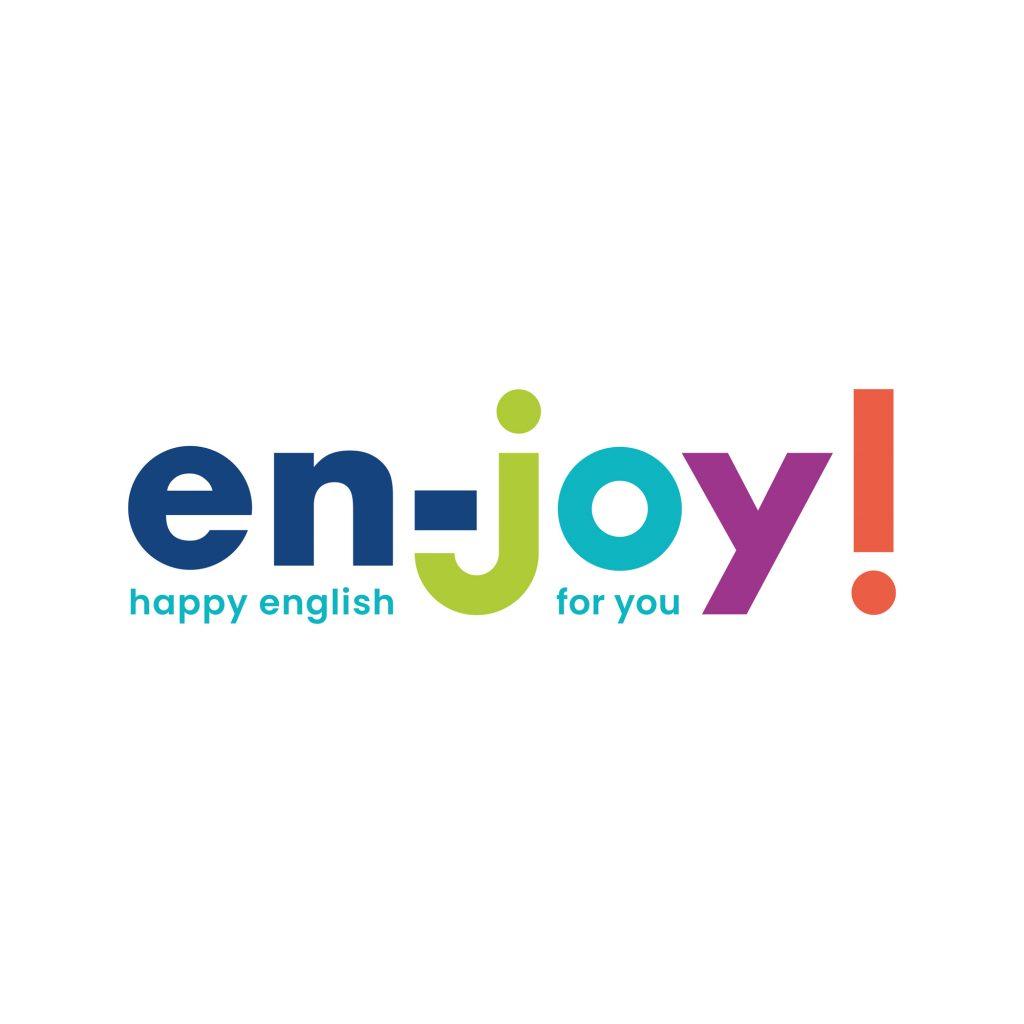 logo en-joy happy english for you